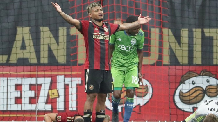 Atlanta United | Josef Martinez signs 5-year extension through 2023