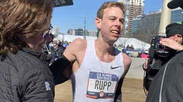 Rio Bronze Medal winner Galen Rupp wins 2020 US Olympic marathon trials