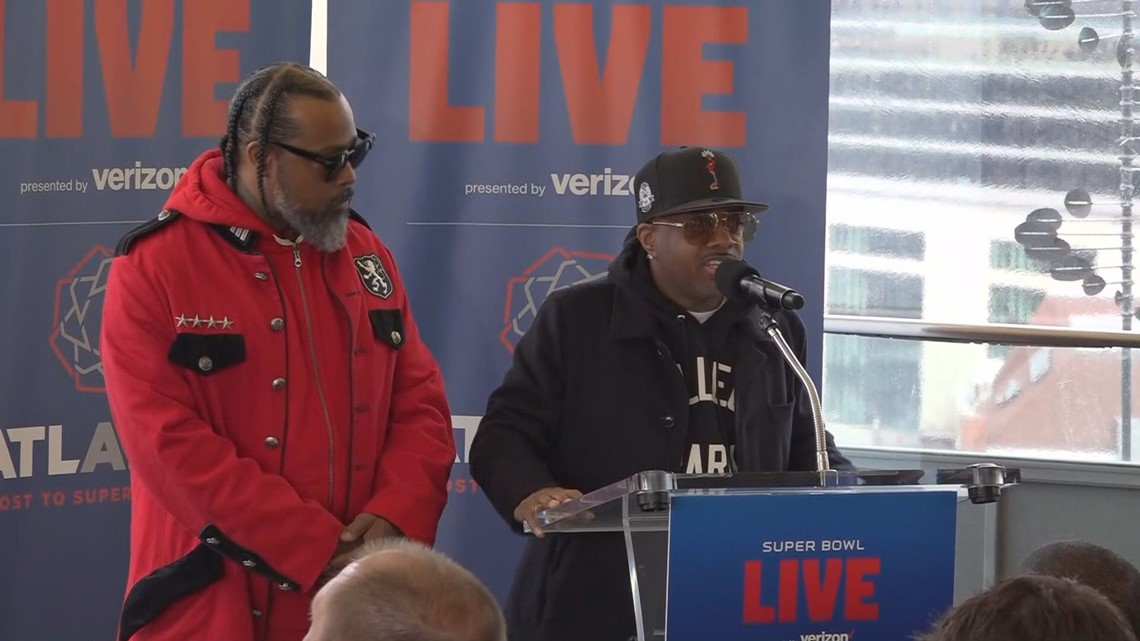 Super Bowl LIVE activities, music acts for concert series announced