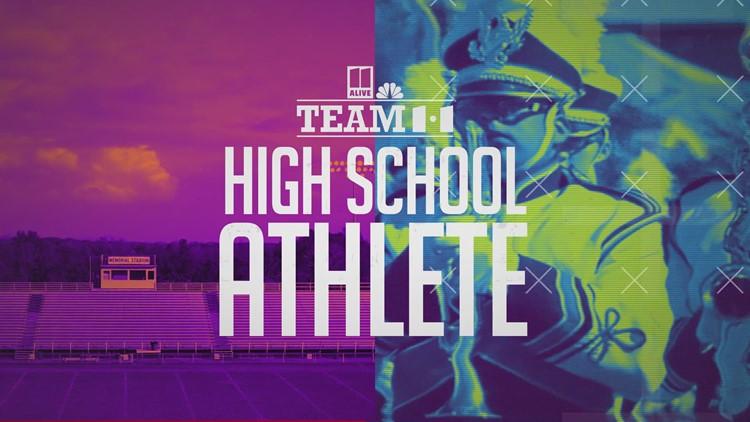 Atlanta Sports Awards 2021 - Outstanding Team11 High School Athlete - Nominees