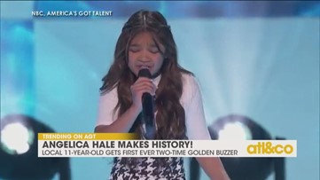 Angelica Hale makes 'AGT' history!