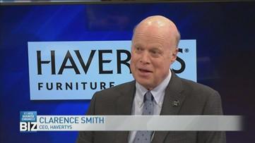 Exec. Profiles: Havertys CEO Clarence Smith