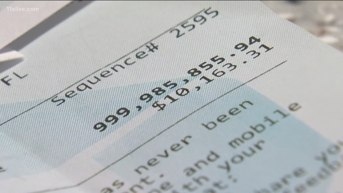 Florida woman finds $1 billion in bank account