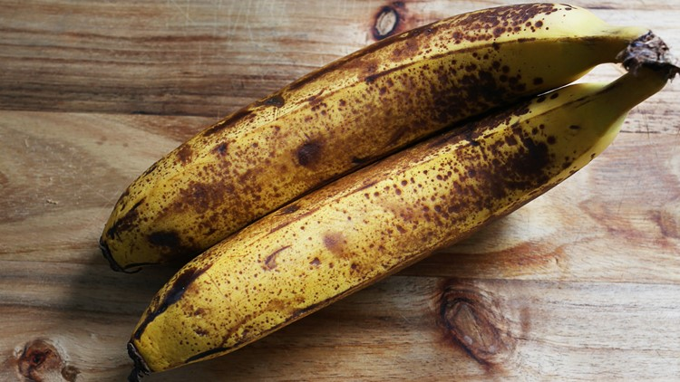 Why do bananas bruise so quickly?