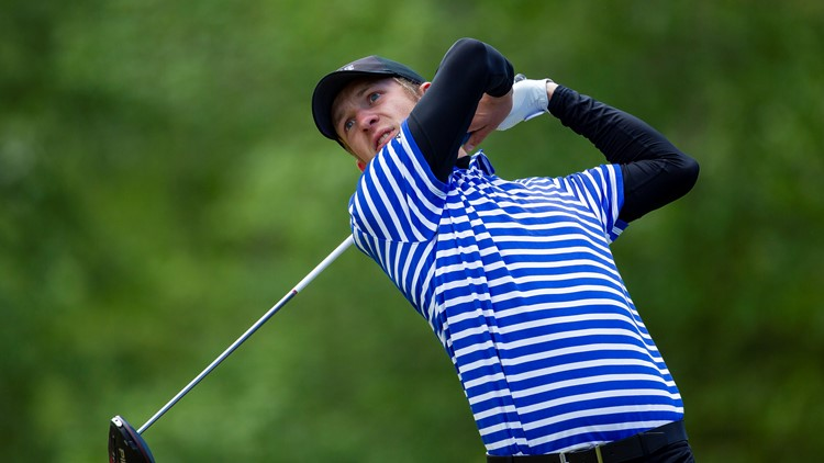 Alpharetta dad, son share Father's Day on the US Open course