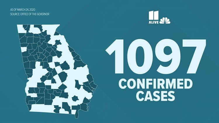 confirmed cases march 24 7 pm