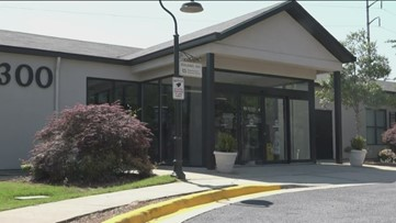Complaints about no air conditioning at East Point clinic for veterans