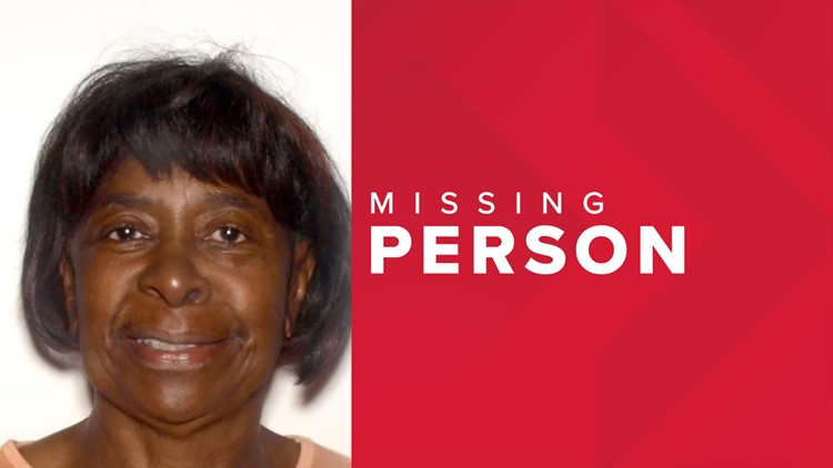 mildred ashe - missing