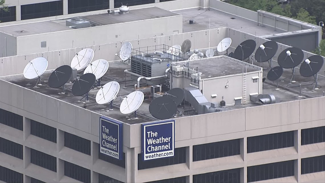 weather channel hit with ransomware attack in atlanta