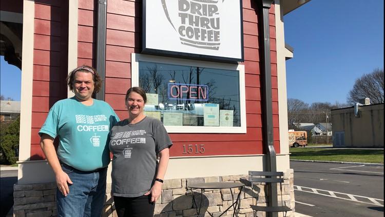 Drip-Thru Coffee employees