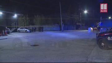 Two women hit by gunfire outside Atlanta nightclub