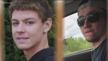 Search for missing teens to begin again Sunday morning