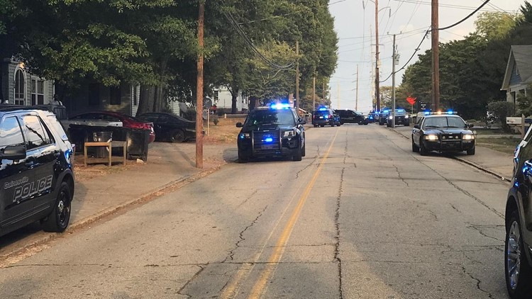 Police responding to hit-and-run call shoot knife-wielding man they were trying to help
