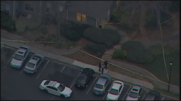 Two family members killed while doing laundry at an apartment complex