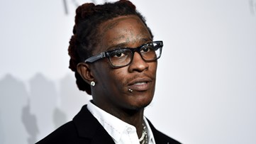 Evidence against Young Thug thrown out because of 'illegal' window tint stop