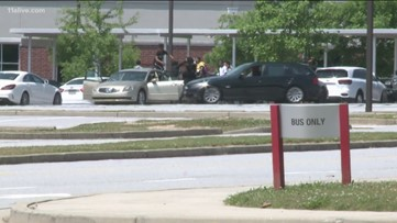 Banneker students robbed at gunpoint by two former students
