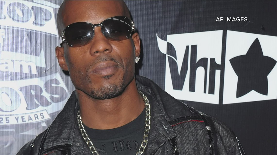 DMX on life support Friday