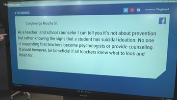 New Arizona law will require teachers to get suicide prevention training