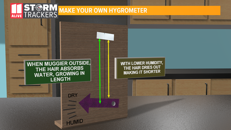 Hygrometer Results