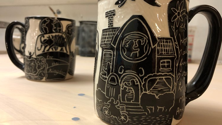 New Creation Pottery
