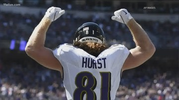 Falcons TE Hayden Hurst doesn't see how NFL season can start on time