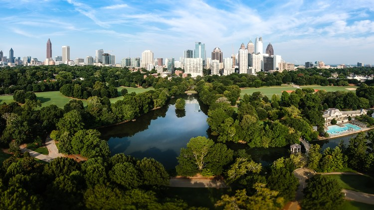 Research gives hope that Atlanta's climate may combat COVID-19