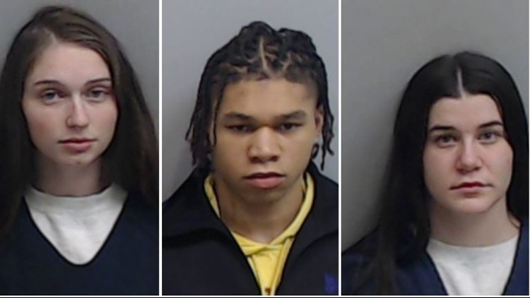 Three arrested in connection with home invasion