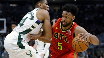 Jabari Parker's 33 points not enough to lift Hawks over Bucks