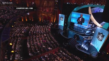 The NFL's elite were celebrated at the NFL Honors