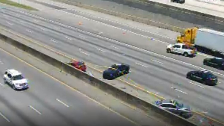 Woman, 3-year-old daughter killed in crash on I-75 in Clayton County