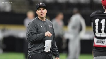 UGA promotes James Coley to offensive coordinator