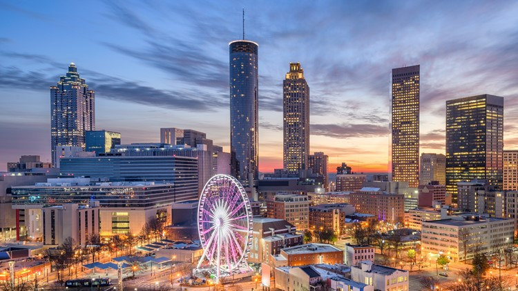 InStyle magazine highlights Atlanta as 'New Epicenter of American Arts' in 18-page spread