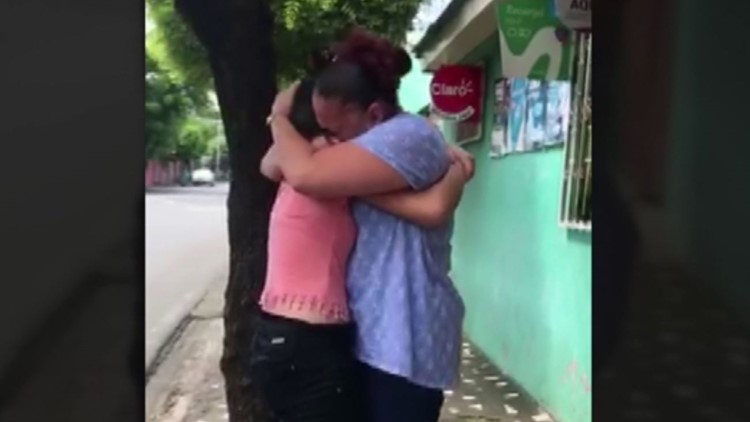 Mom says she found her missing daughter at an orphanage in Nicaragua - 10 years later