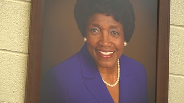 Beauty Baldwin, first Black woman to become school superintendent in Georgia