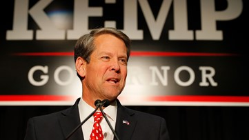 Georgia governor's race: Brian Kemp to hold news conference Saturday morning at 10 a.m.