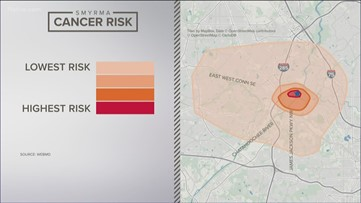 Concerns continue in Smyrna, Covington over cancer-causing toxins in air