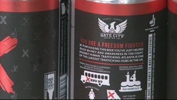 Delta, Gate City Brewing Co. team to curb human trafficking