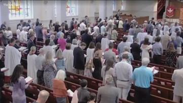 Local faith leaders react to mass shootings, people call for action via social media