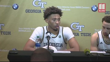 Georgia Tech players after loss to Duke: We could have played better