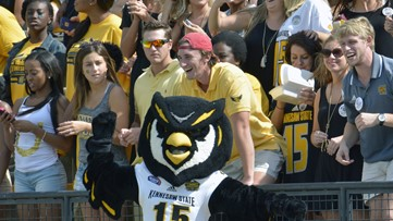 Kennesaw State hosts Charleston Southern in homecoming game
