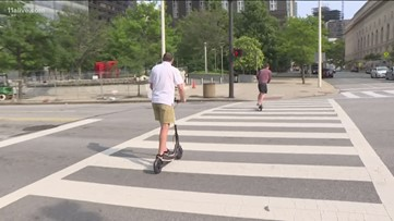 Regulations for scooter use, parking up for debate in Atlanta