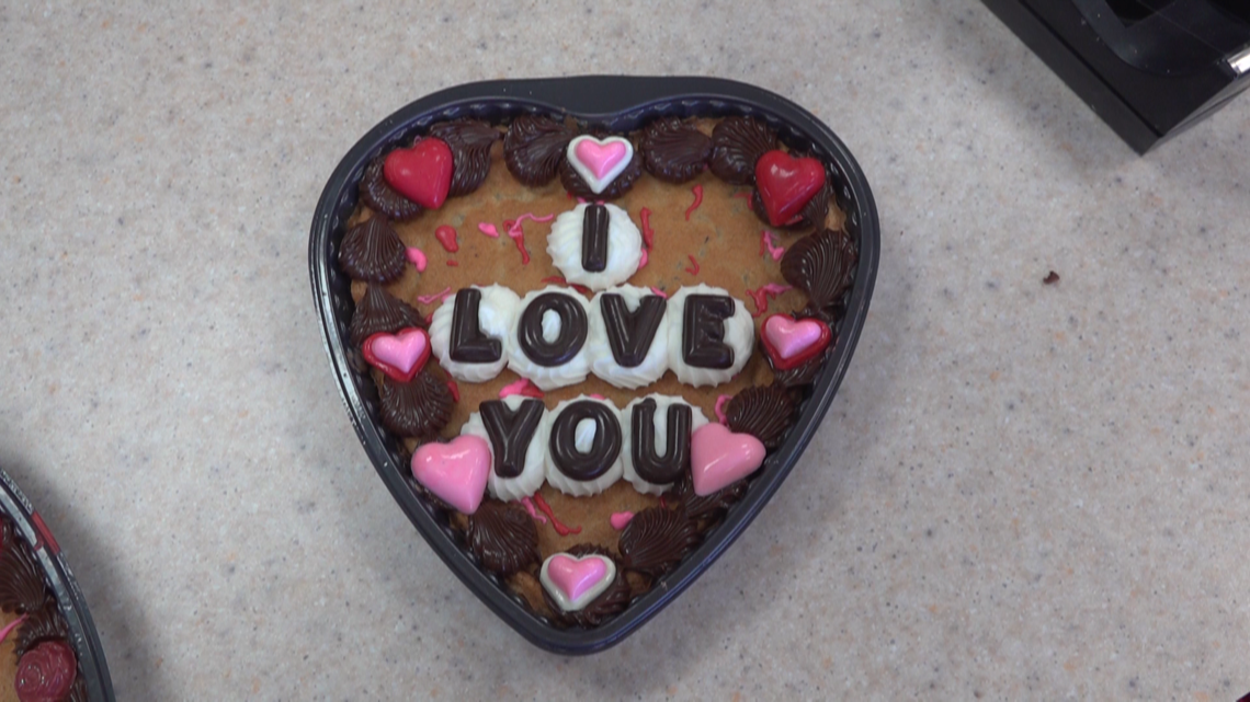 Local shops benefit from Valentine's Day