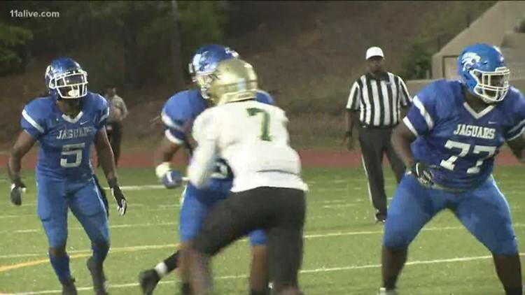 Team 11 Georgia high school football highlights (Week 5)