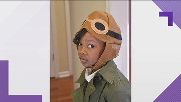 This second-grader is a big Bessie Coleman fan