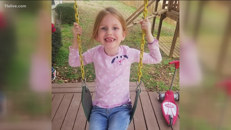 Child's simple rules, after her death, lead to challenge promoting kindness across Atlanta