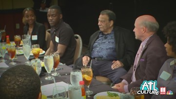 Ambassador Andrew Young talks westside with college students