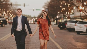 One couple loses dream wedding just days before due to coronavirus concerns