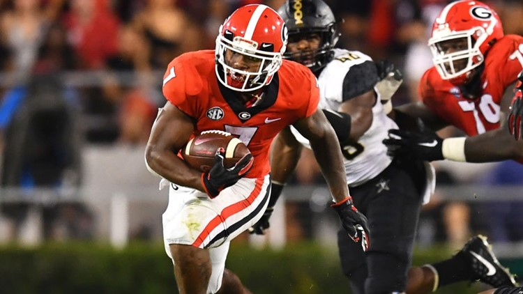 UGA: Here's how the Dawgs fared with tonight's College Football Playoff rankings