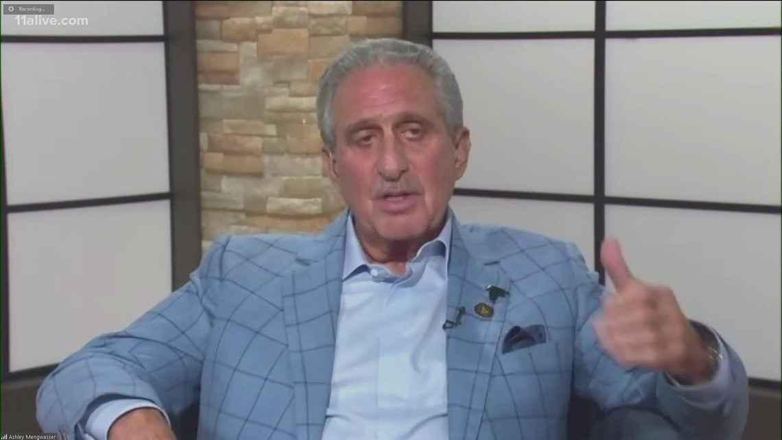 Arthur Blank's rise is detailed in his book, 'Good Company'