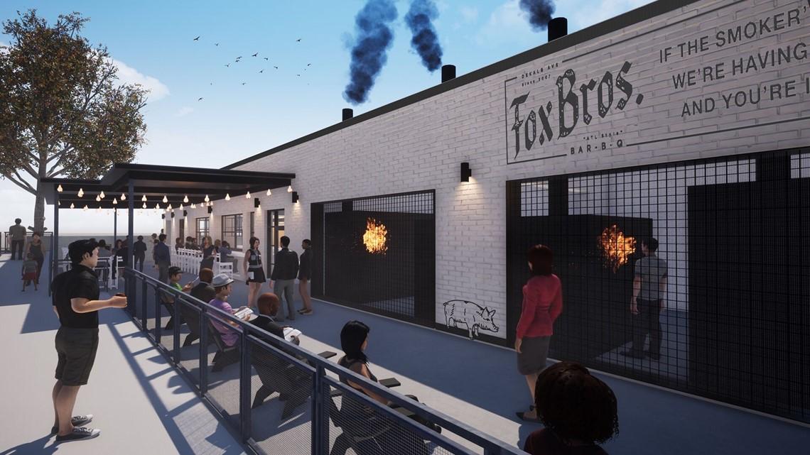 Fox Bros Bar B Q Announces Second Location In Atlanta S